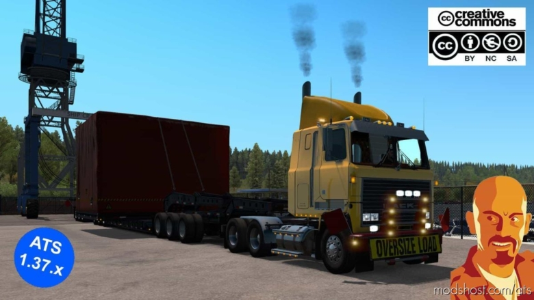 Mack Ultraliner Truck [1.37.X] for American Truck Simulator