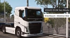 Volvo D13K Sound Mod for Euro Truck Simulator 2