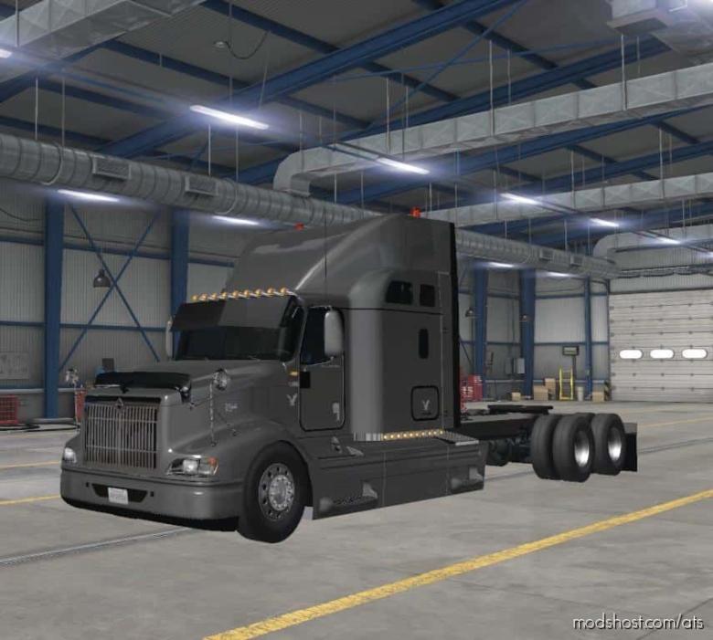 International Eagle 9400I Truck ATS [1.37] for American Truck Simulator