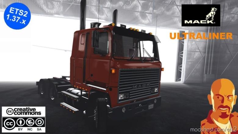 Mack Ultraliner [1.37.X] for Euro Truck Simulator 2