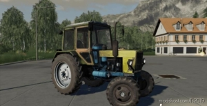 Belarus MTZ 80 V1.2 for Farming Simulator 19