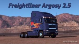Freightliner Argosy Truck V2.5 for American Truck Simulator