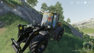 NEW Holland W190 D MP V1.1 for Farming Simulator 19