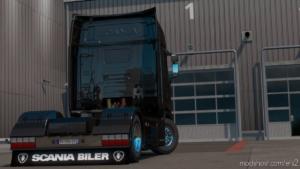 Mudflap Scania Pack [1.37] for Euro Truck Simulator 2