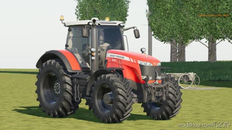 Massey Ferguson MF 8700 for Farming Simulator 19
