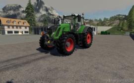 Fendt Vario 900 S4 for Farming Simulator 19