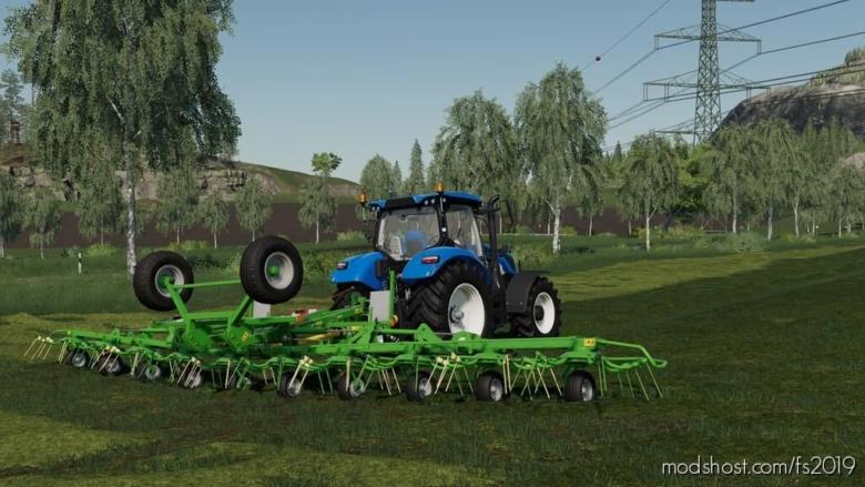 Krone KWT 11.22 for Farming Simulator 19