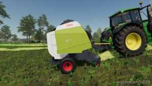 Claas Variant 360 for Farming Simulator 19