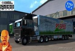 Mack Ultraliner V2 [1.37.X] for Euro Truck Simulator 2