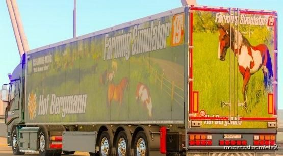 Skin ON Your Semitrailer Farm for Euro Truck Simulator 2