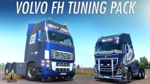 Volvo FH Tuning Pack [1.37] for Euro Truck Simulator 2