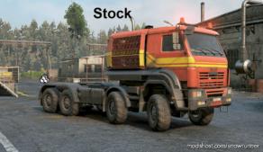 Azov 64131 Improved for SnowRunner