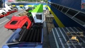 Rear View Camera [1.37] for Euro Truck Simulator 2
