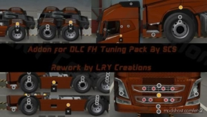 Tuning Addon For DLC FH Tuning Pack for Euro Truck Simulator 2