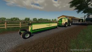 Krone Xdisc 620 for Farming Simulator 19