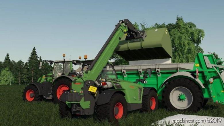 Fendt Cargo T for Farming Simulator 19