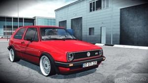 Volkswagen Golf GTI MK2 for Euro Truck Simulator 2