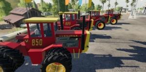Versatile Series 2 for Farming Simulator 19