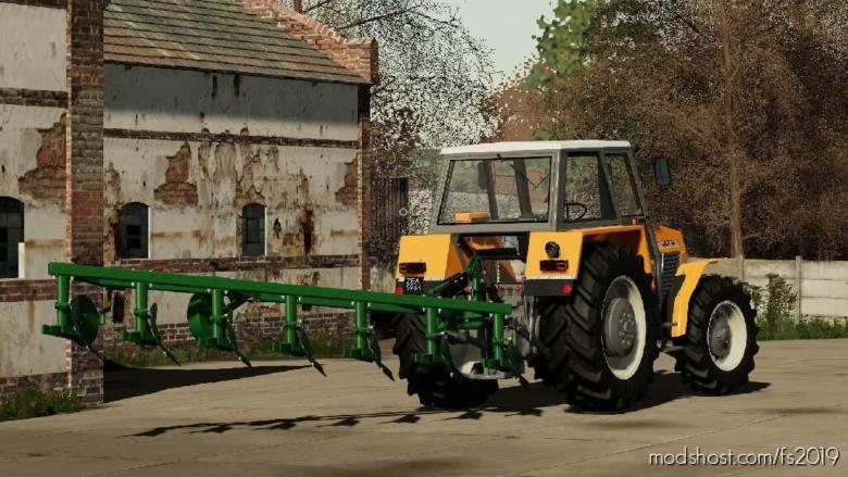 Polish Plows Pack for Farming Simulator 19