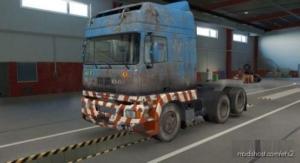 DAF 95 ATI OLD Heavy Load Skin for Euro Truck Simulator 2