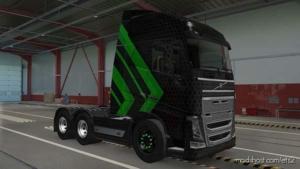 Volvo FH 16 2012 Venom for Euro Truck Simulator 2