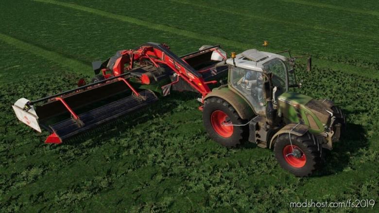 Kuhn Merge Maxx 902 for Farming Simulator 19