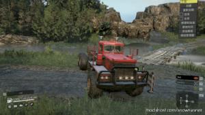 Redfoxbilt-12U V1.2 for SnowRunner