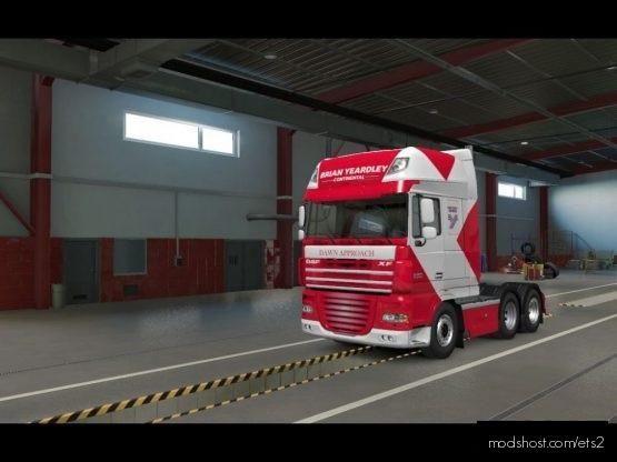 Brian Yerdlry DAF 105 Skin for Euro Truck Simulator 2
