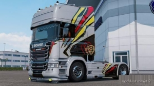 Fred Scania Team Chimera [1.37] for Euro Truck Simulator 2