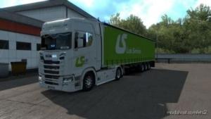 Luis Simões Kombo Scania S SCS Trailer for Euro Truck Simulator 2