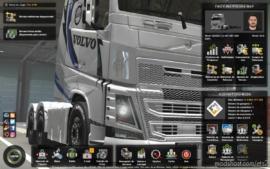 Profile Fikcyjna Polska Map [1.37] for Euro Truck Simulator 2
