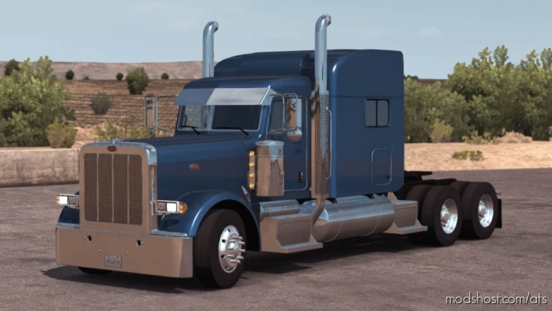 1999 Peterbilt 379 Grill for American Truck Simulator