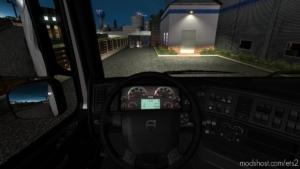 Volvo FH13 2009 Dashboard for Euro Truck Simulator 2