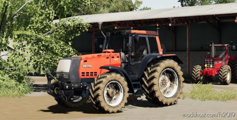 Valtra Hitech for Farming Simulator 19