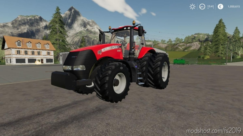 Case IH Magnum EU Series for Farming Simulator 19