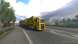 BDF Tandem Truck Pack V137.20 [1.37] for Euro Truck Simulator 2