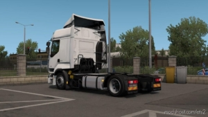 LOW Deck Chassis Addons For Schumi's Trucks V4.2 [1.37] for Euro Truck Simulator 2