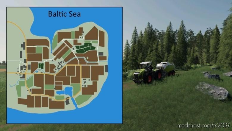Baltic SEA for Farming Simulator 19