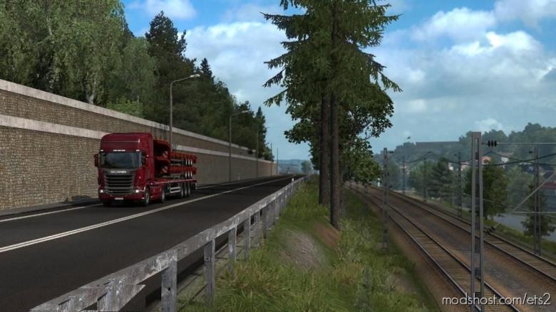 Poland Rebuilding V2.4.2 for Euro Truck Simulator 2