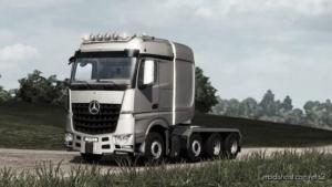 BIG Stars – Actros / Arocs SLT V 1.6.2 for Euro Truck Simulator 2