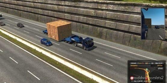 NO Escort In Special Transport for Euro Truck Simulator 2