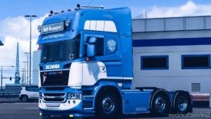 WF Fred Skin 5 [1.37] for Euro Truck Simulator 2