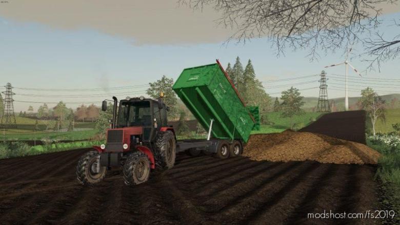 PTS11 Edit Teor for Farming Simulator 19