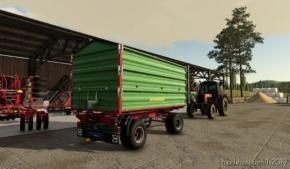 Strautmann SZK 802 for Farming Simulator 19