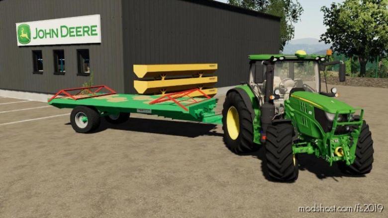 Lambert PF 60 Autoload for Farming Simulator 19
