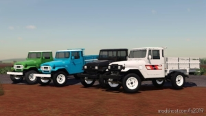 Toyota Bandeirantes for Farming Simulator 19