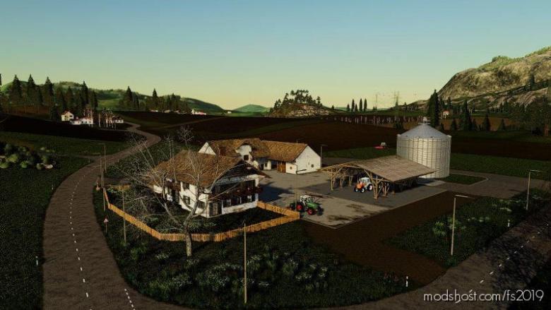 Map Lighting for Farming Simulator 19