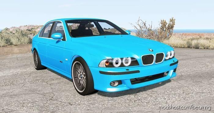 BMW M5 (E39) 2001 for BeamNG.drive