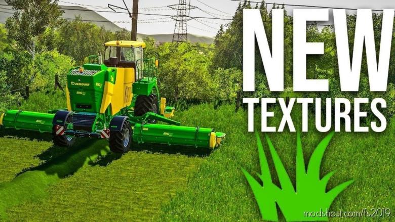 Grass Texture for Farming Simulator 19