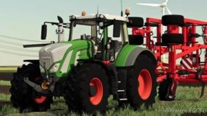 Fendt 900 for Farming Simulator 19